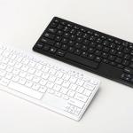 Windows 10搭載のPCと一体化した小型キーボードPC「キーボードPC(WP004)」を発表した。